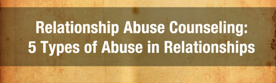 relationship abuse counseling